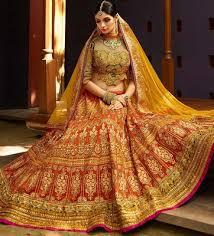 Bridal Wear Buy Designer Bridal Wear Lehenga Sarees Online Weddingz