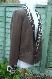 Seeking Jacket Custom Made Upcycled Desperately Seeking Susan Jacket