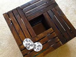 Wine Crate Coffee Table Diy by 93 Best Recycled Furniture Images On Pinterest Woodwork Wood