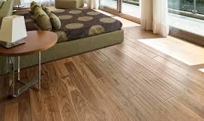 walnut flooring scraped brown hardwood