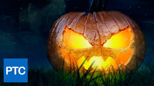 halloween jack o lantern pumpkin photoshop tutorial youtube