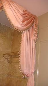 Swag Shower Curtain Sets Elegant Shower Curtains Shower Curtain Designer Curtain Design