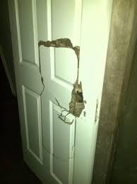 fix glass door interior door hole repair gallery glass door interior doors