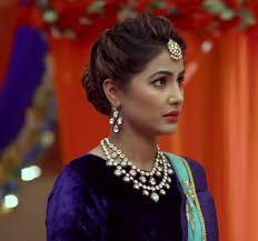 akshara wedding hairstyle pin by kamil khan on a yrkkh pinterest indian wear bridal