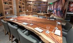 wood slab dining table choosing guidelines