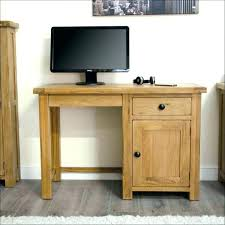 Small Wood Computer Desk With Drawers Furniture Small Wood Computer Desk Small Wood Computer Desk With