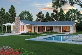 ranch farmhouse plans ranch style house plan 2 beds 2 50 baths 2507 sq ft plan 888 5