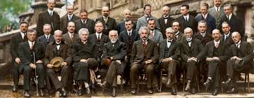 from the october 1927 fifth solvay international conferenc flickr
