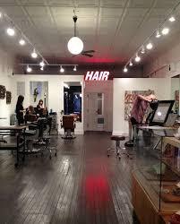 Design Hair Salon Decor Ideas 16 Best Industrial Salon Designs Images On Pinterest Industrial