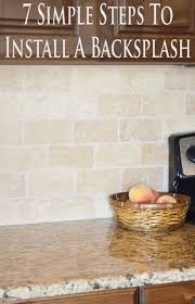 How To Do Tile Backsplash by 58 Best Tile Images On Pinterest Backsplash Ideas Glass Tiles