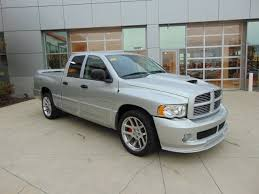 dodge ram srt for sale used 2005 dodge ram srt 10 for sale raleigh nc cary 736872