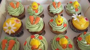 Cute Easter Cake Decorations by Easter Cupcake Cake Designs U2013 Happy Easter 2017