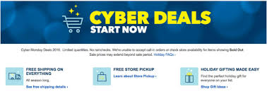 best buy cyber monday 2016 deals how are they