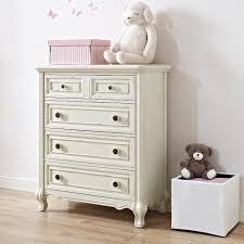 bertini tinsley 4 drawer chest antique white toys