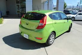 hyundai accent green green hyundai accent in utah for sale used cars on buysellsearch