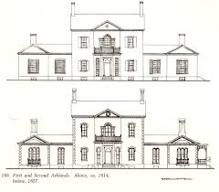 baby nursery federal house plans colonial home plans houses