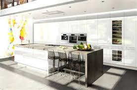 cuisine avec ilot central pour manger ilot pour cuisine plan de cuisine avec ilot central 4 cuisine avec
