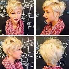 short pixie stacked haircuts short pixie cut for fine thin hair