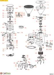 mazzer super jolly with doser cafeparts com