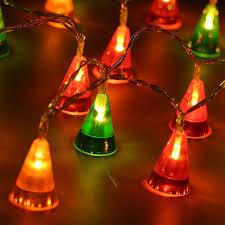 battery powered christmas lights amazon 7 22 ft 20 led battery powered string lights 1 99 amazon fs