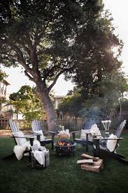 Fire Pit Backyard by Best 10 Fire Pit Chairs Ideas On Pinterest Backyard Fire Pits