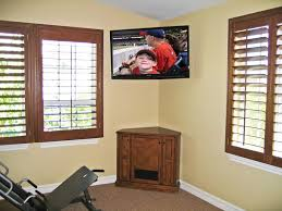 Corner Tv Cabinet For Flat Screens 50 Inspirations Wall Mounted Tv Stands For Flat Screens Tv Stand