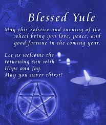happy and blessed winter solstice realpagan paganism for