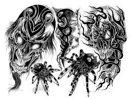 happy halloween transparent background tattoo designs moreover tattoo designs with transparent background