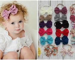 headbands for baby infant headbands etsy