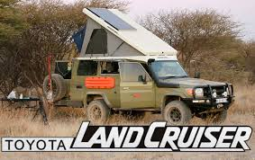land cruiser pickup accessories toyota land cruiser the ultimate camper conversion youtube