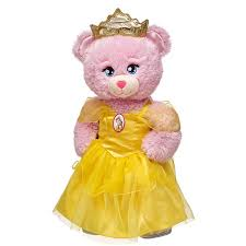 princess belle disney princess inspired bear