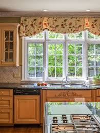 windows valances for kitchen window valance ideas for kitchen