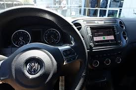 volkswagen suv 2015 interior hands on volkswagen officially unveils android auto on upcoming