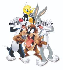 sylvester tweety taz bugs bunny cartoons love watch