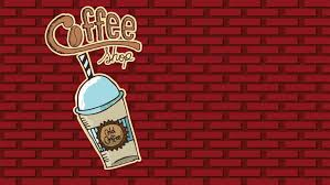 coffee shop background design coffee shop design video animation hd1080 stock footage video
