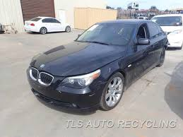 bmw 545i 2004 parting out 2004 bmw 545i stock 6106bl tls auto recycling