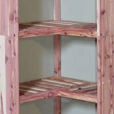 shelves wonderful corner closet storage awesome design ideas