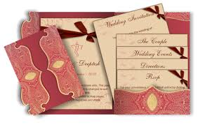 Wedding Invitations India Pocket Style Email Indian Wedding Invitation Card Design 4 Email