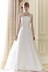 wedding dress necklace should you wear a necklace with a strapless wedding dress how to