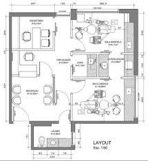 dental clinic floor plan design fabiana costa arquitetura clínica clinic design pinterest