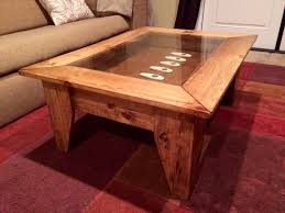 Custom Coffee Table by Custom Coffee Table With Hinged Lift Top To By Jermcreationz
