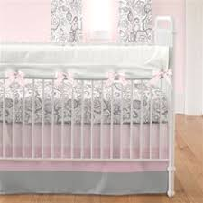 Vintage Style Crib Bedding Vintage Floral With A Modern Twist We This Crib Bedding In