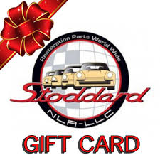 stoddard porsche 911 parts gift certificate sent as an e mailable pdf add to cart and
