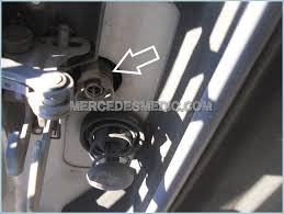 how to replace emblem ornament mercedes diy with