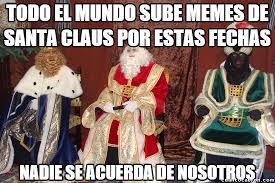 Memes De Santa Claus - aparte de papá noel ellos también se merecen alguna mención no