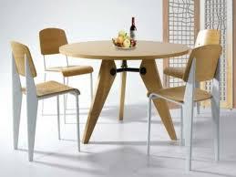 table de cuisine ronde table de cuisine ronde en bois chaise salle a manger lepetitsiam