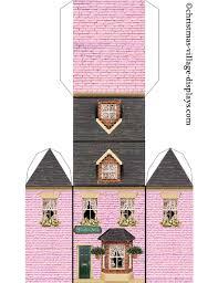 resultado de imagen de christmas village displays imprimibles