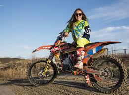 ève Brodeur Motocross Prodigy Fortnine