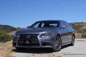 how much does a lexus ls 460 cost review 2013 lexus ls 460 f sport the about cars