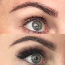my experience with microblading aka permanent makeup